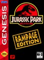 Jurassic Park Rampage Edition