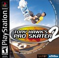 Tony Hawk's Pro Skater PS 2
