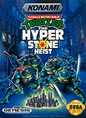 Turtles The Hyperstone Heist