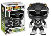 POP Black Ranger