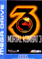 Mortal Kombat III MD
