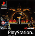 Mortal Kombat 4 PAL