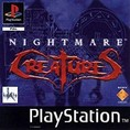 Nightmare Creatures PS One