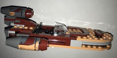 Star Wars Luke's Landspeeder