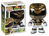 POP White Ranger